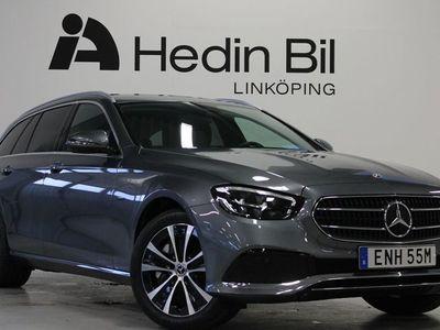 begagnad Mercedes 300 - Benz E - klassde AMG - Line Navi 306 hk Backkamera Drag Dödavinkelassistent