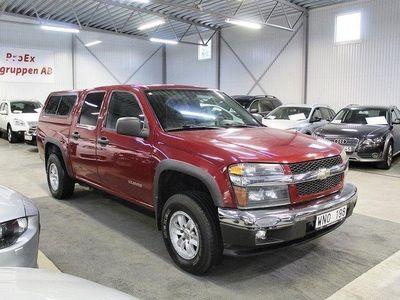 begagnad Chevrolet Colorado 3.5 4WD Auto Drag 220hk