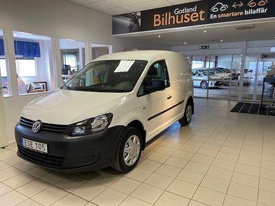 begagnad VW Caddy 2,0 Ecofuel 2015, Personbil 79 900 kr
