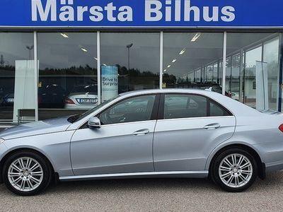 begagnad Mercedes E300 E BenzBlueTEC HYBRID 7G-Tronic 2013, Sedan 169 000 kr