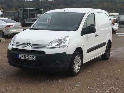 begagnad Citroën Berlingo III 1.6 HDi Skåp 2015, Transportbil Pris 65 000 kr