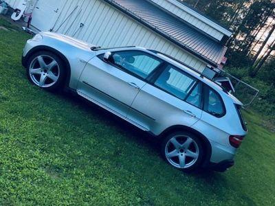 begagnad BMW X5 3.0d välutrustad, dieselvärmare mm