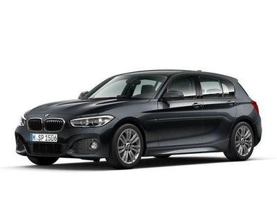 begagnad BMW 118 d (150hk) M-Sport