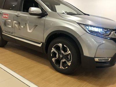 used Honda CR-V 1,5 Lifestyle 4WD 7 sitsig 193 HK