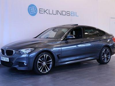 gebraucht BMW 320 Gran Turismo d xDrive M-Sport Navi H/K Panorama (184hk)
