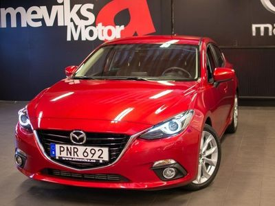 begagnad Mazda 3 A6 2.2 DE Optimum 150 HK