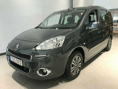 begagnad Peugeot Partner Tepee 1,6 HDI