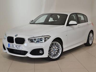 begagnad BMW 118 i 5-dörrars M-Sport Automat
