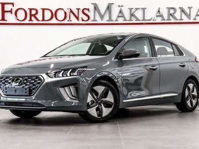 begagnad Hyundai Ioniq 1.6 DCT HYBRID 141HK PREMIUM 2,95% RÄNTA