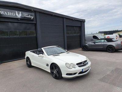 brugt Mercedes SL500 306hk / AMG-Paket