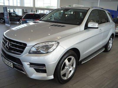 brugt Mercedes ML350 Bluetec 4matic AMG Sport -15
