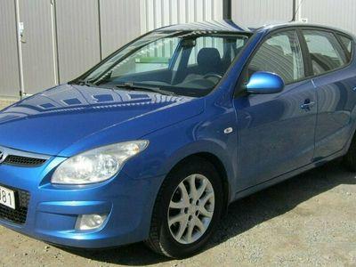 begagnad Hyundai i30 1.6 126hk