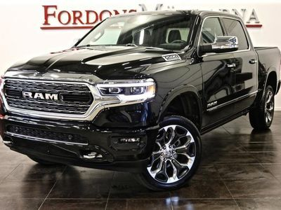 begagnad Dodge Ram LIMITED Luftfjädring & Advanced Safety Group