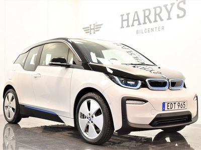 begagnad BMW 120 i3Ah Single Speed Comfort Advanced GPS Snabb Laddning 2018, Halvkombi 304 800 kr