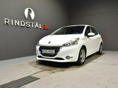 begagnad Peugeot 208 1.4 HDi 68 HK AUT 5D M&K-VÄRM
