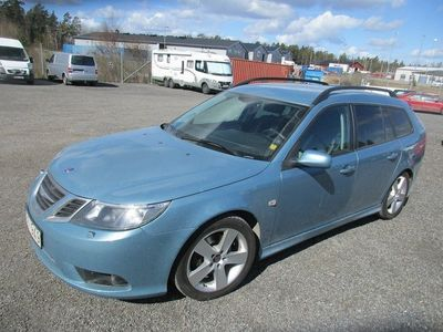 begagnad Saab 9-3 VECTOR Kombi Skinn.