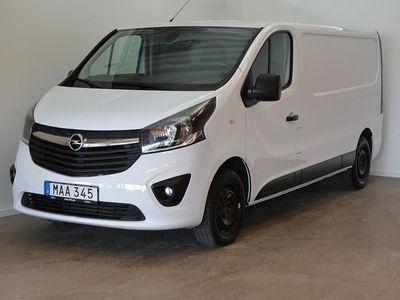 käytetty Opel Vivaro 1.6 CDTI 115hk Leasebar, Drag