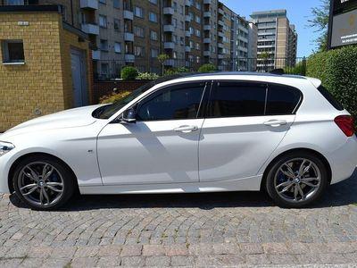 begagnad BMW M135 i 5-dörrars /420 Hk / M-Performance avgassystem/