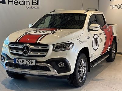 begagnad Mercedes 350 X BenzX POWER 2019, Transportbil 474 875 kr