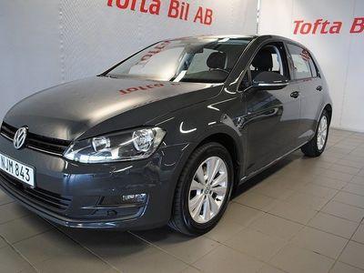 begagnad VW Golf 122 Hk 7400 Mil