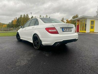 begagnad Mercedes C220 (LÅGA MIL) CDI 7G-Tronic Plus Avantgarde