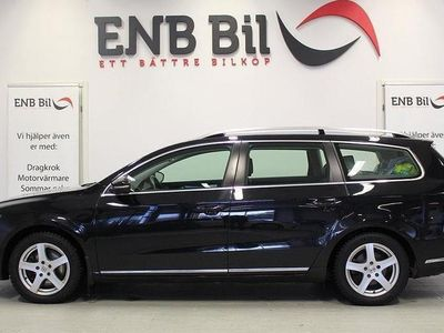 begagnad VW Passat VARIANT 1.4TSI 160HK MULTIFUEL PREMIUM DRAG