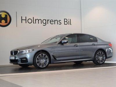 begagnad BMW 530 e xDrive M Sport Navi H&K Komfortöppn