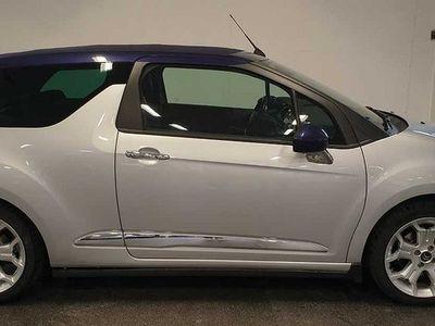 brugt Citroën DS3 1.6 THP Cab 155hk SPORT