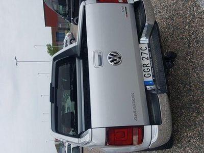 gebraucht VW Amarok AVENT 3,0 258HK AUT 4M -19
