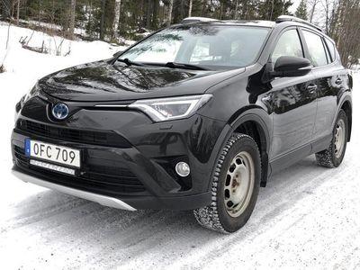 begagnad Toyota RAV4 Hybrid E-FOUR 2.5 HSD AWD (197hk)