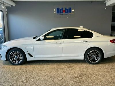 begagnad BMW 530 e iPerformance Sedan Navi 252hk Sportline
