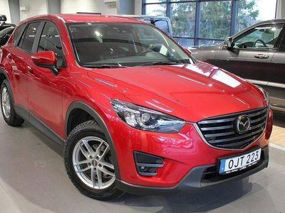 begagnad Mazda CX-5 Optimum 2.5 192hk Aut AWD - WEBASTO