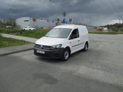 begagnad VW Caddy Skåpbil Skåp EU6 TDI 102 Hk