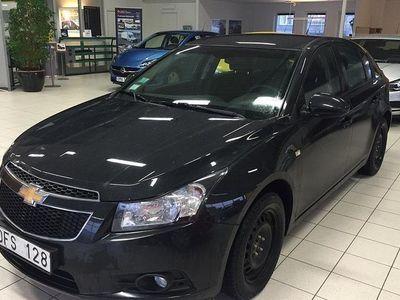 begagnad Chevrolet Cruze LT 5D 124hk Sedan
