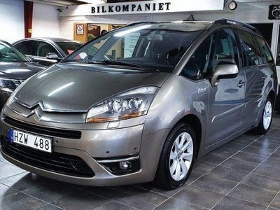 gebraucht Citroën Grand C4 Picasso C4 Picasso 2.0 HDiF EGS 7-sits 136hk,Bes,Drag