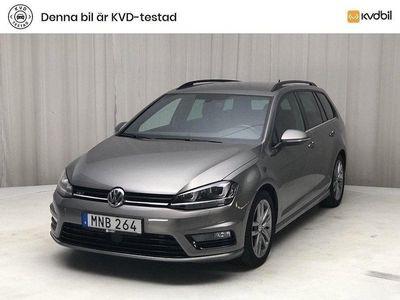 begagnad VW Golf VII 1.4 TSI Sportscombi (150h