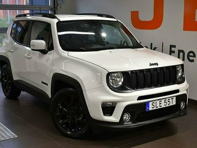 begagnad Jeep Renegade 1.0 GSE T3 2WD 2019, SUV 194 800 kr