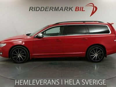begagnad Volvo V70 D4 Momentum VoC Drag Halvskinn PDC EU6 181hk