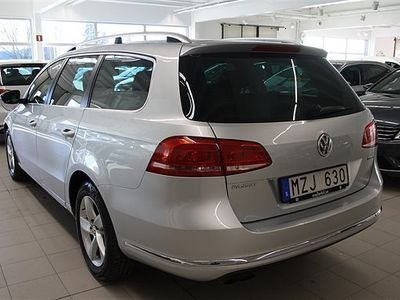 begagnad VW Passat V TSI160 MASTERS