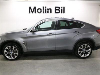 begagnad BMW X6 xDrive30d Sport paket / Navigation / Dieselvärmare / Drag