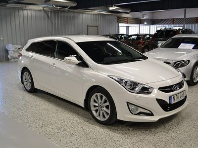 begagnad Hyundai i40 cw 1.7 CRDi Automatisk, 136hk