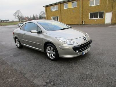 begagnad Peugeot 307 CC 2,0 140 HK 6200 MIL