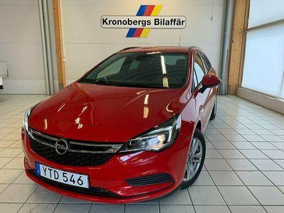 begagnad Opel Astra ST Enjoy Plus 1.0T 105 Hk Manuell