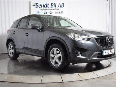 begagnad Mazda CX-5 2.2 D AWD Aut Optimum/ 1 ägare -15