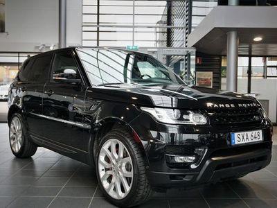 usata Land Rover Range Rover Sport SDV8 340hk Autob -14