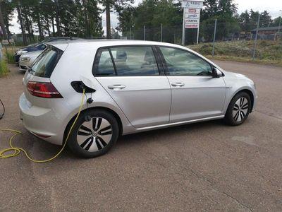 begagnad VW e-Golf 24.2 kWh Single