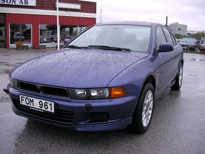 begagnad Mitsubishi Galant Glsi 16V ACC.