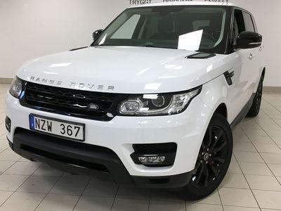begagnad Land Rover Range Rover Sport SDV6 3.0 HSE 4WD Aut,Navi Dragkrok 292hk