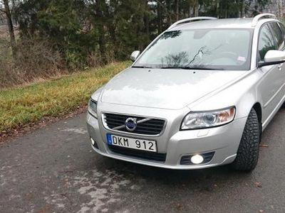 begagnad Volvo V50 D2 Classic Momentum