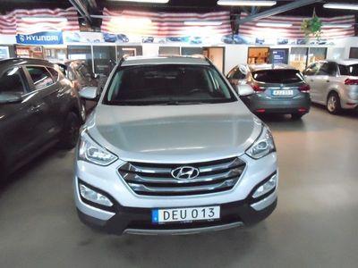 begagnad Hyundai Santa Fe 2.2 CRDi 4WD 200hk Comfortplus